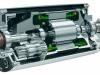motorized pulley drum motor roll motor repair lagging